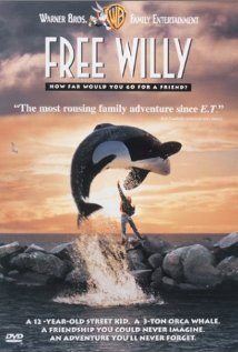 Free Willy Poster. Image Courtesy of imdb.com.