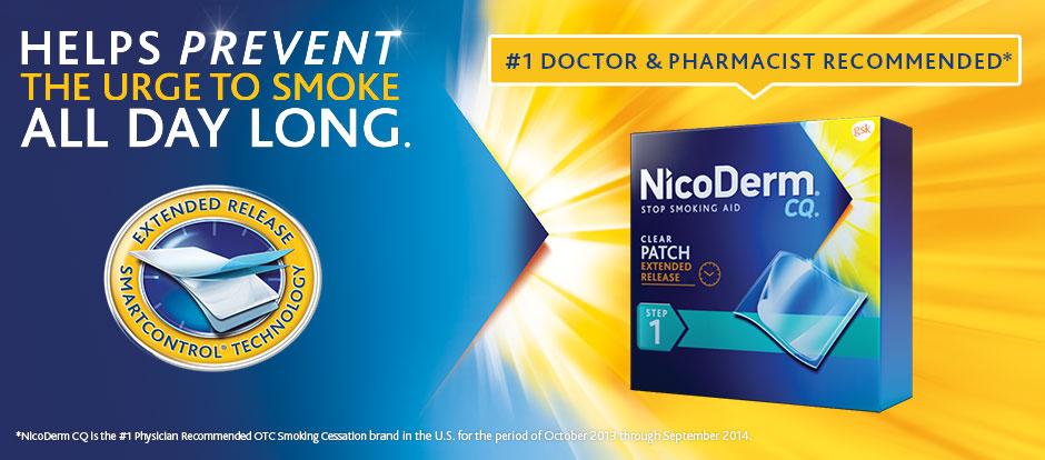 NicoDerm CQ. Via Nicodermcq.com.